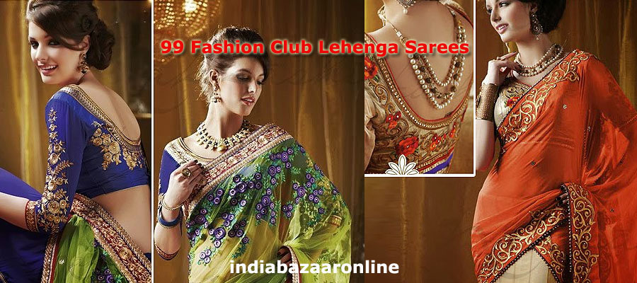 Fashion and you lehenga saree