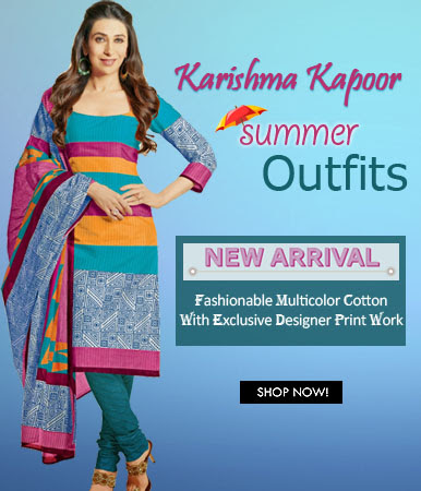 13ceeccebd Stay Cool and Relaxed In Summers With Comfortable Cotton Salwar Kameez!!