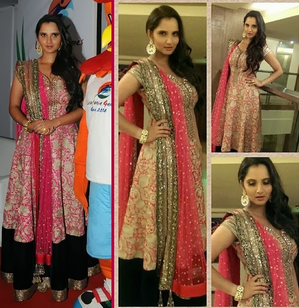 Buy Bollywood Celebrity Suits Online 37
