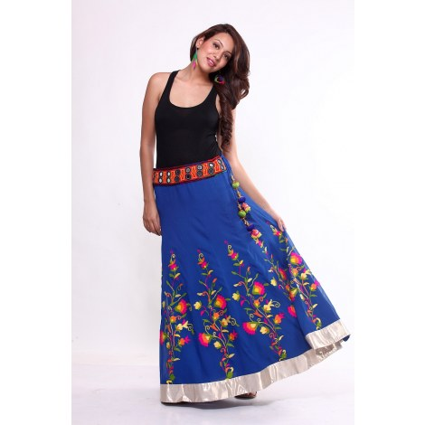 Stylish Long Skirts Online - Dress Ala