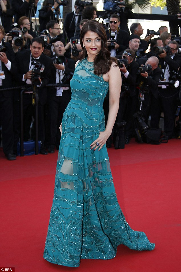 Bollywood Actresses At Cannes Film Festival 2015 | Indian Fashion Mantra
