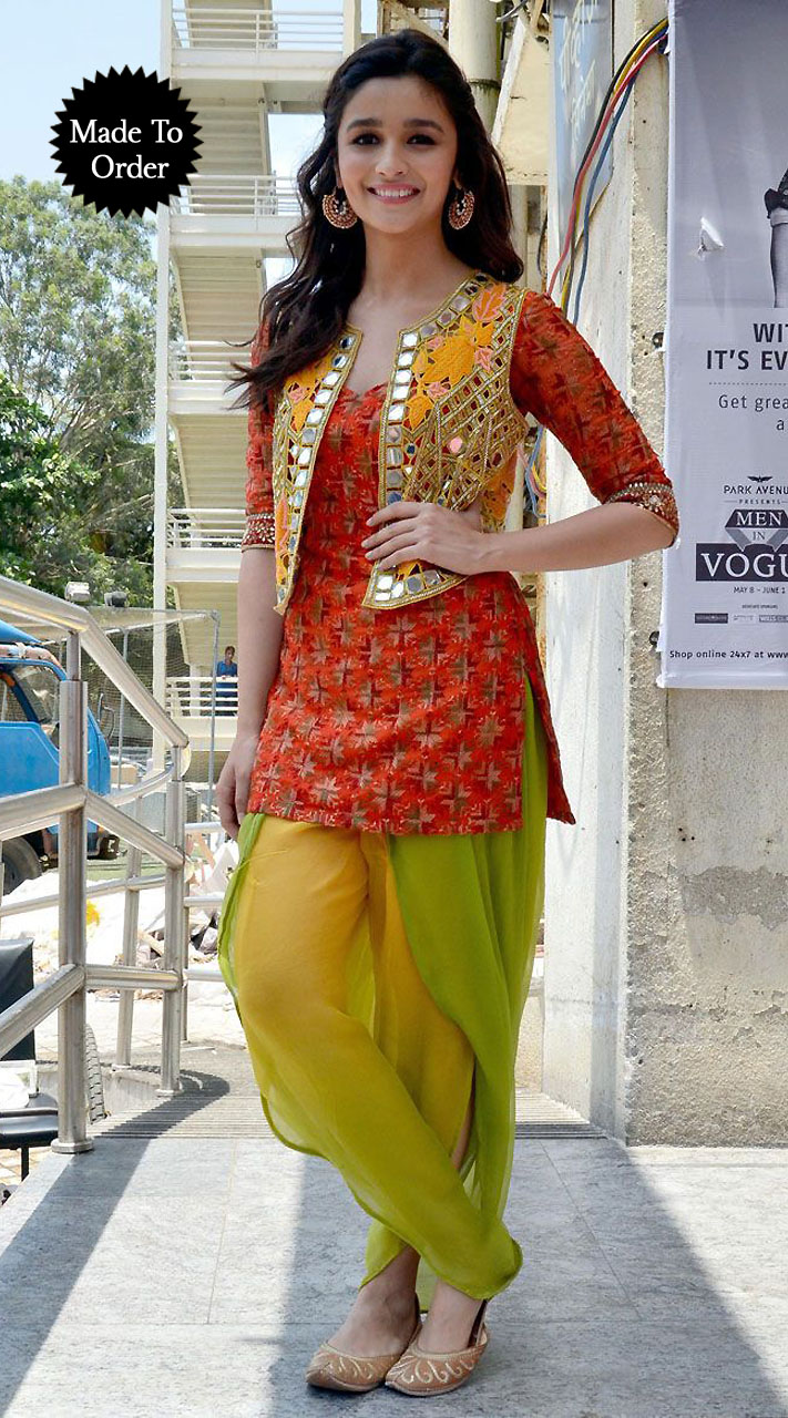 Other Women's Clothing Wedding Fashion Patiyala Salwar Kameez Bollywood Star Mirror Work Bridal Suit Women's Clothing