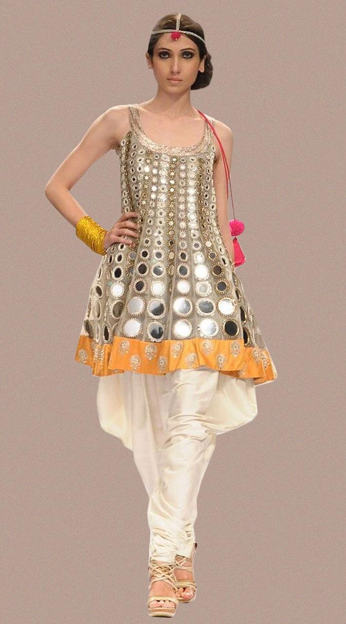 Fabulous Grey Net Designer Salwar Suit For Party Wj34912