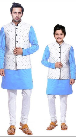 835960e20d Father Son Ethnic Wear Collection, Father Son Dresses Online, Like ...