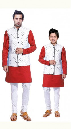 Father Son Ethnic Wear Collection Father Son Dresses Online