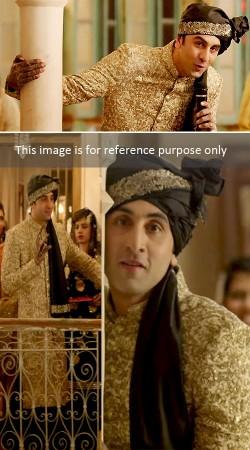 Ae Dil Hai Mushkil Ranbir Kapoor Channa Mereya Sherwani GR143022