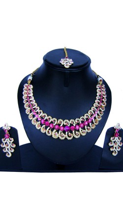 Beautifully Crafted Imitation Jewellery For Party NNP84407