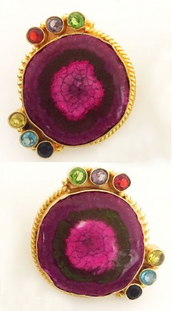 Designer Earrings Pair With Stylish Dress NN0702