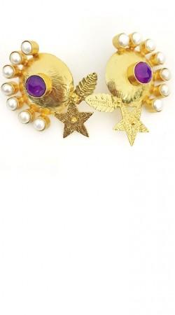 Designer Indian Fashion Earrings Earring NN1302