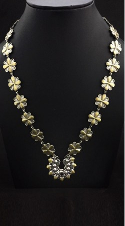 Designer Necklace Pair With Matching Dress NN0103