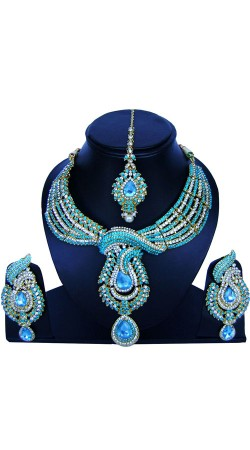 Designer Stones Work Imitation Jewellery NNP84007