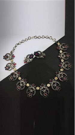 Fashion Statement Designer Necklace NN0403