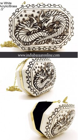 Hand Work Designer Clutches For Party NN957604
