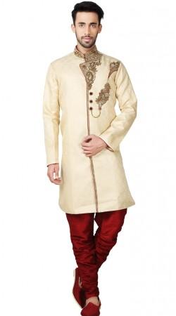Hand Work Designer Indo Western Sherwani GR152014