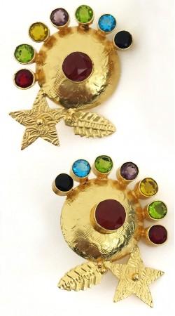 Handicraft Designer Earrings For Women NN0802