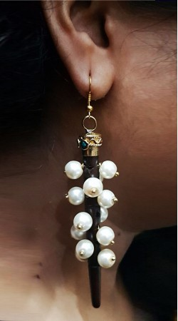 Beautiful Handicraft Earrings For Girl NN0202
