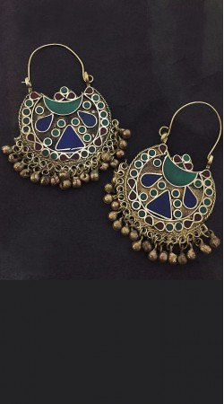 Indian Fashion Imitation Earrings NN2302