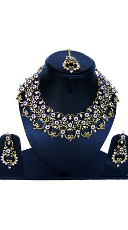 Ultimate Design Party Wear Imitation Jewellery NNP85808