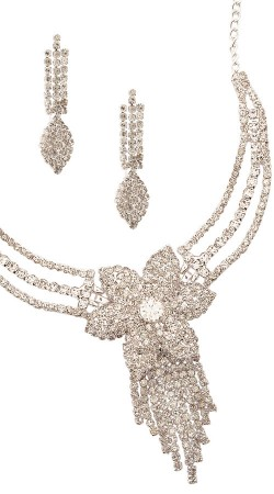 Beautiful Designer Party Necklace Set