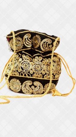 Designer Potli Bag IBOBG15