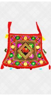 Jaipuri Work Hand Made Bag IBOBG48