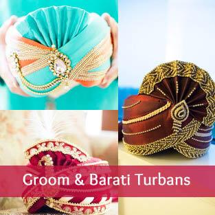 grooms turbans